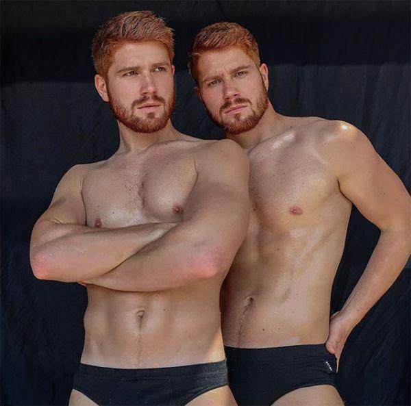 OnlyFans Two in Red hermanos pelirrojos gay