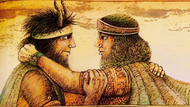 Epopeya de Gilgamesh tiene historia gay