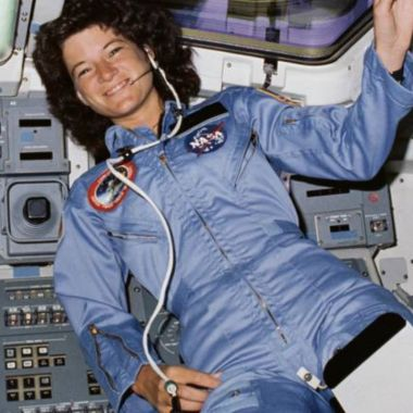 sally ride astronauta lesbiana moneda NASA