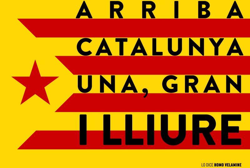Tu no puedes amar a Catalunya