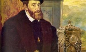 Preterfuturo: Carlos V The Qualified junto a España: la Premonición.