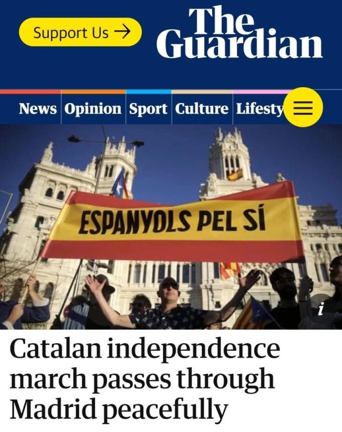 guardian - espanyols pel si