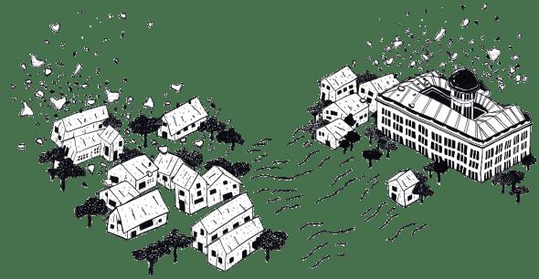 Hiroshima - Dibujo de Dina Compadre