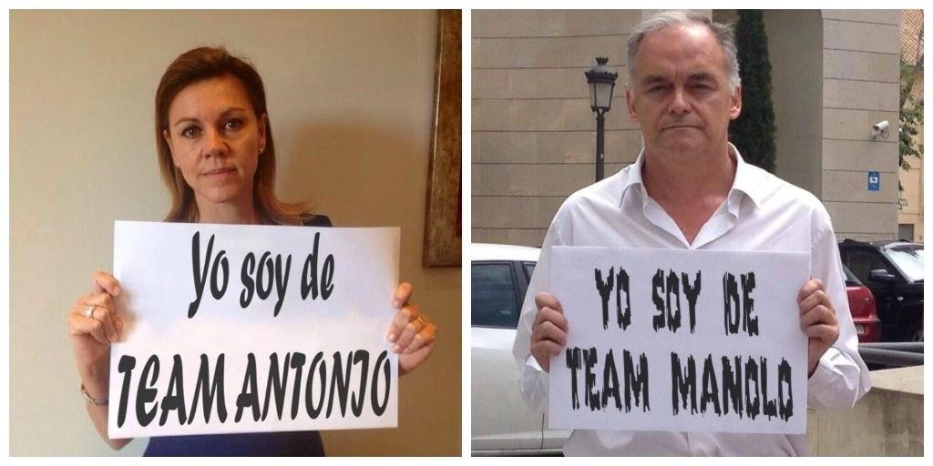 Manolo Escobar vs Antonio Molina
