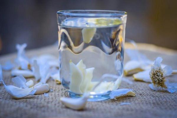 Ajo y agua