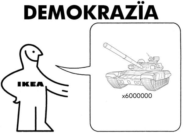 ikea democracia