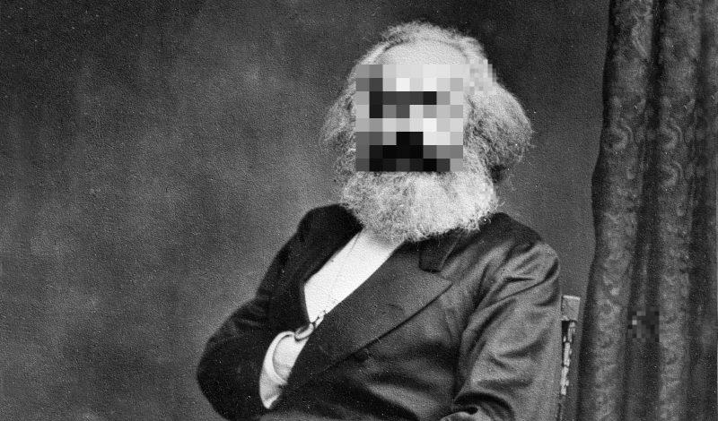 Marx: lo serio como criterio del censor