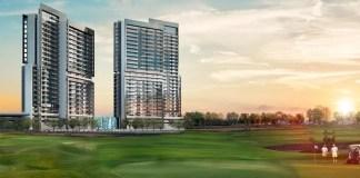 DAMAC Golf Vita Skyview Levels