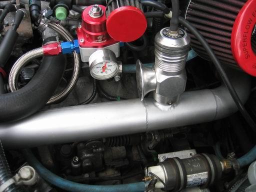 Prelude Si Turbo Kit 92