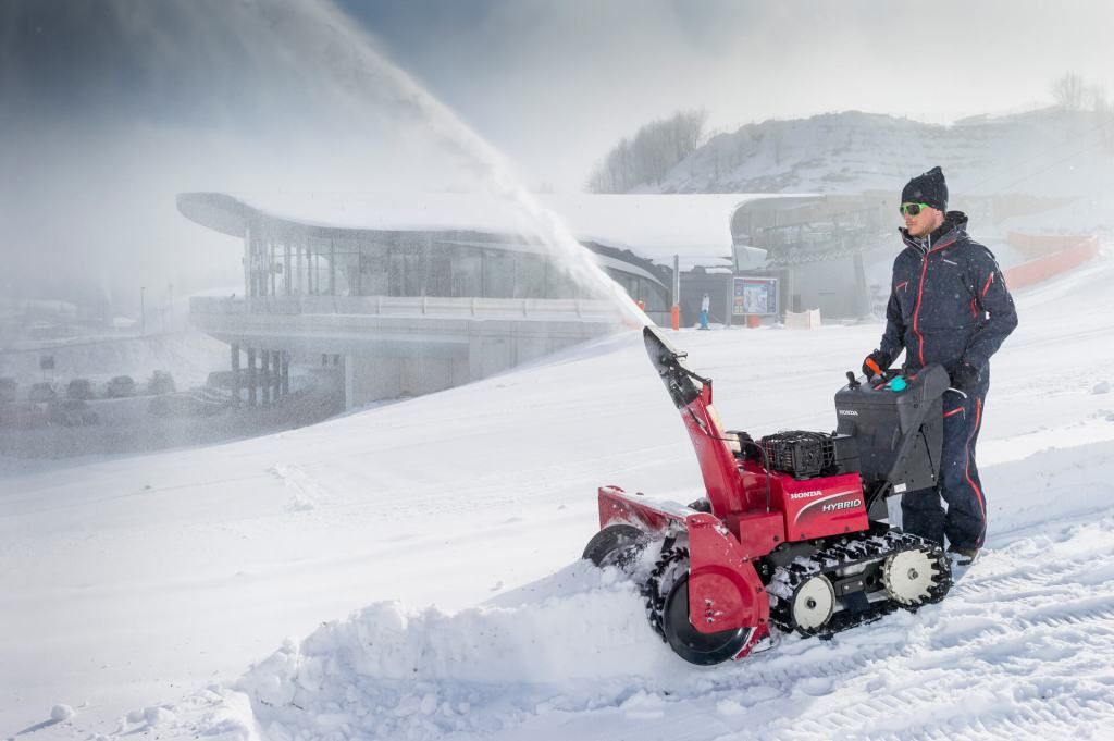 Profesionalne snežne freze