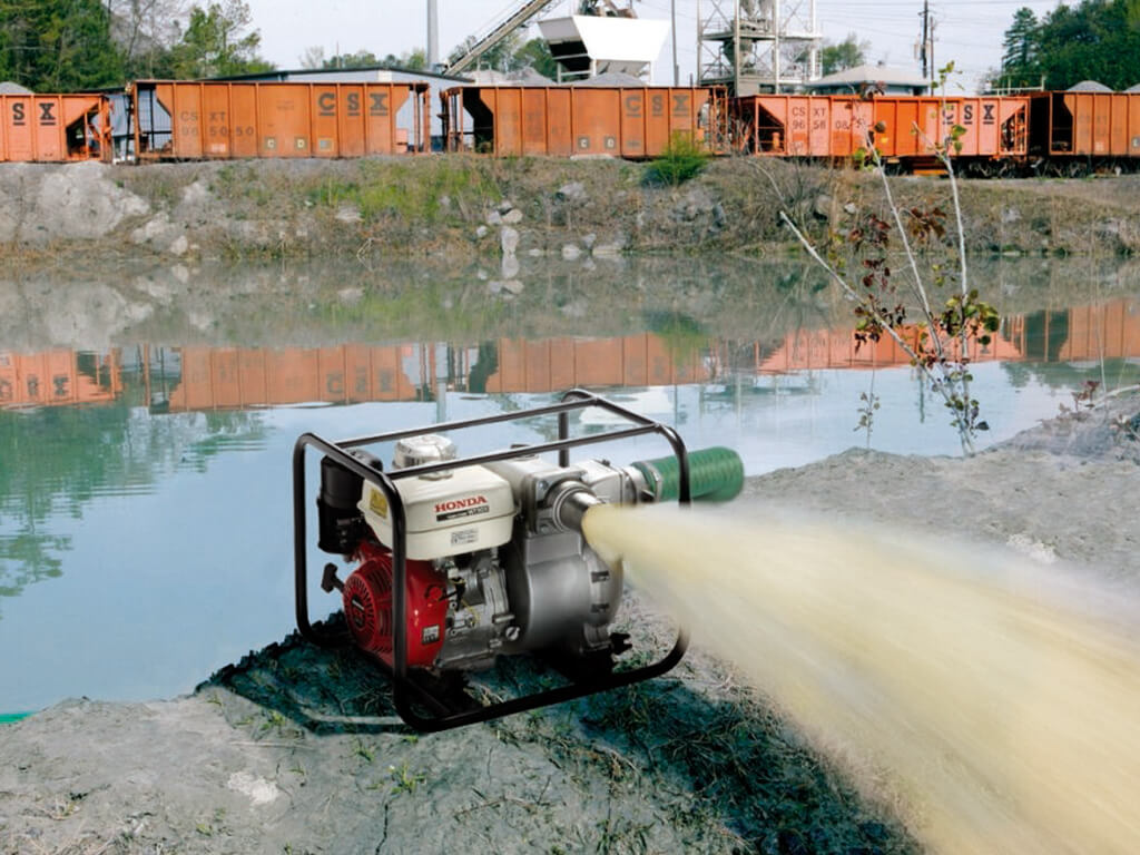 Črpalke za umazano vodo