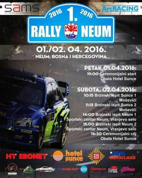 Rally Neum 2016