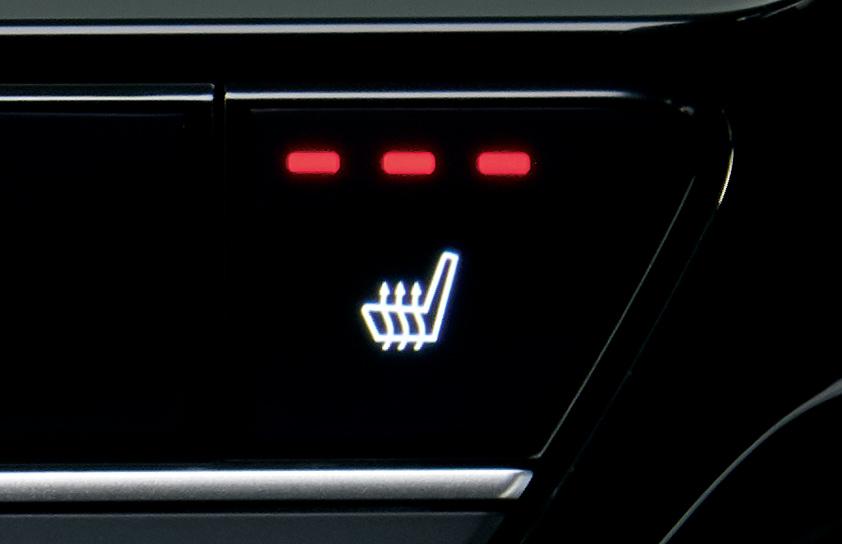 運転席&助手席シートヒーターイメージ