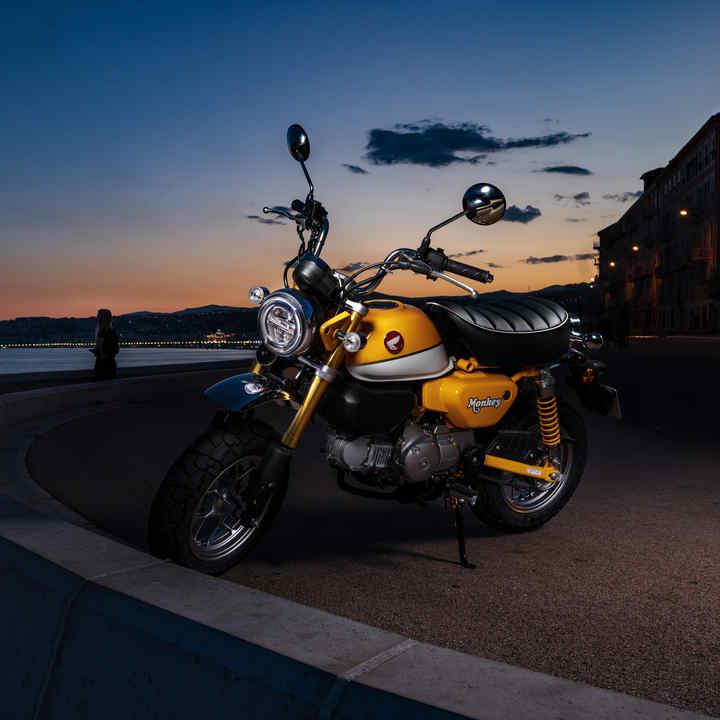 125cc Motorbikes Range Fuel Efficient