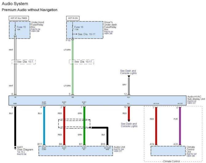 accord 09 v6 exl wire diagrams harness connectors  honda