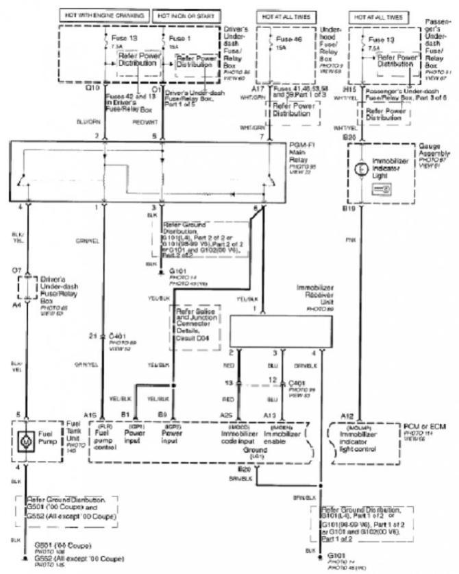diagram 1994 honda accord ecm wiring diagram full version