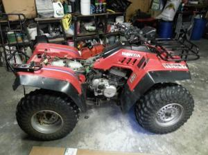 86 TRX350 Fourtrax Electrical Issue  Page 3  Honda ATV Forum