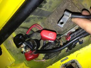 Fourtrax 300 electrical problem  Honda ATV Forum