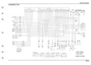 Honda rancher es wiring diagram