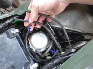 Vacuum lines  Honda ATV Forum