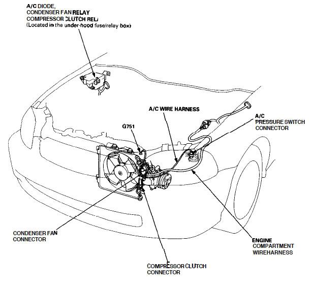 1998 honda civic ac wiring  3000gt spark plug diagram