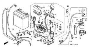 Failed Electrics  Honda Foreman Forums : Rubicon, Rincon