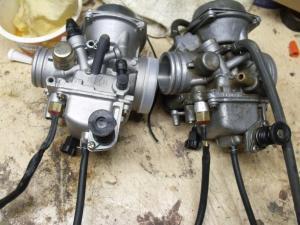 carb  Honda Foreman Forums : Rubicon, Rincon, Rancher and