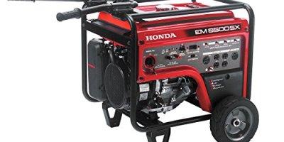 Honda EM6500S Generator w/ Electric Start