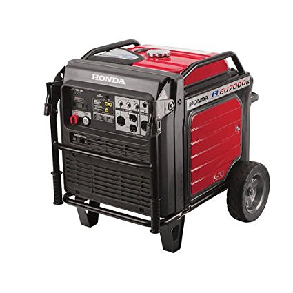 Honda 7000W Super Quiet Light Weight Inverter generator