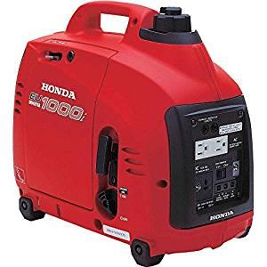 Honda EU1000i Inverter Generator, Super Quiet