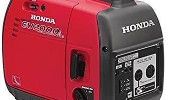 Honda EU2000IC Companion-