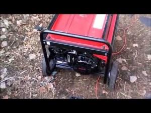 A generator repair