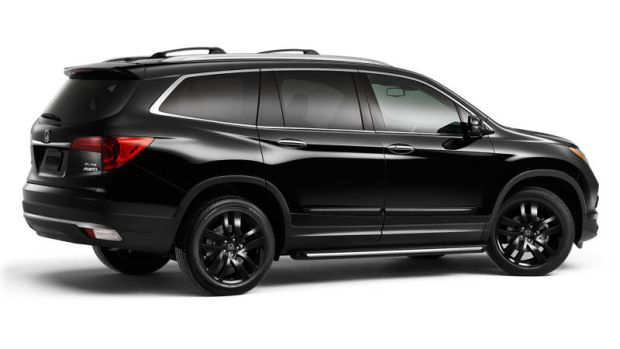 Honda pilot 2018 spy photos 2018 honda pilot for Honda pilot 2018 review