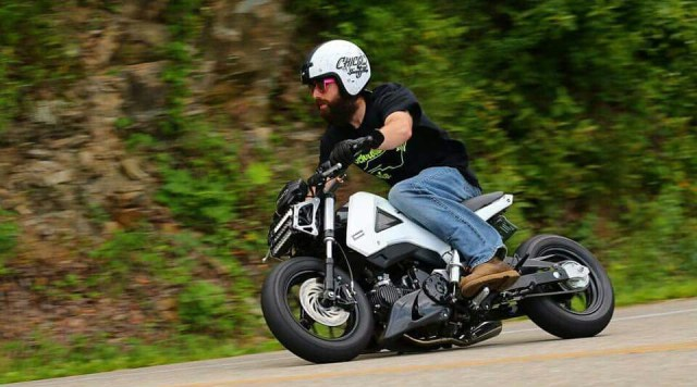 Lowering Kit Honda Grom Hobbiesxstyle
