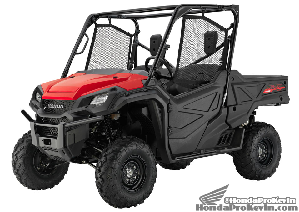 2016 honda pioneer 1000 1000 5 review of specs videos. Black Bedroom Furniture Sets. Home Design Ideas