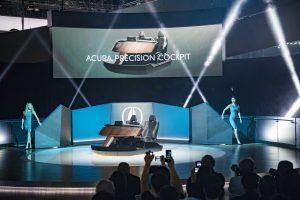 Acura Precision Cockpit Reveal