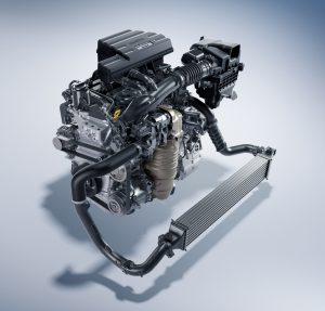 2017年モデルのCR-Vに搭載される1.5L直噴ターボは190hpを発揮