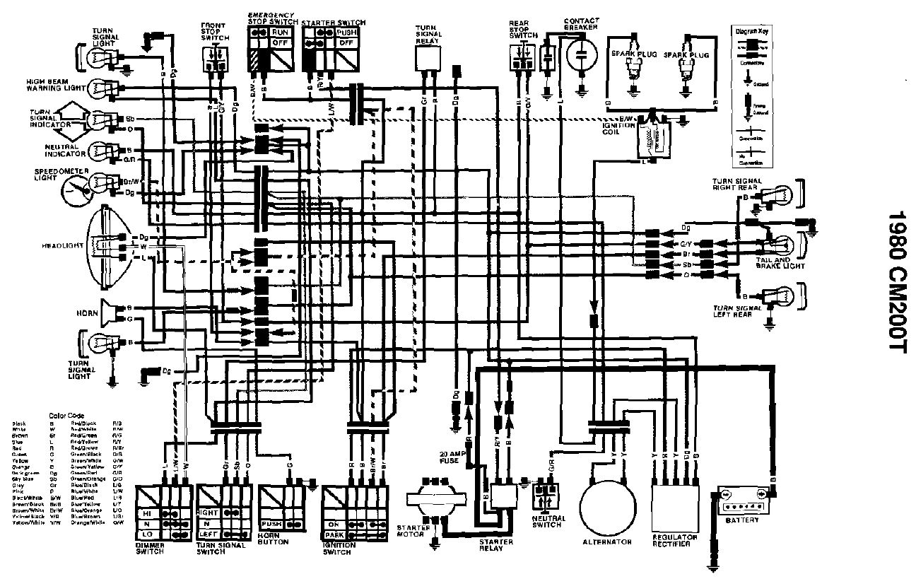 Electrical Relay Wiring Diagram Ford Conversion Van