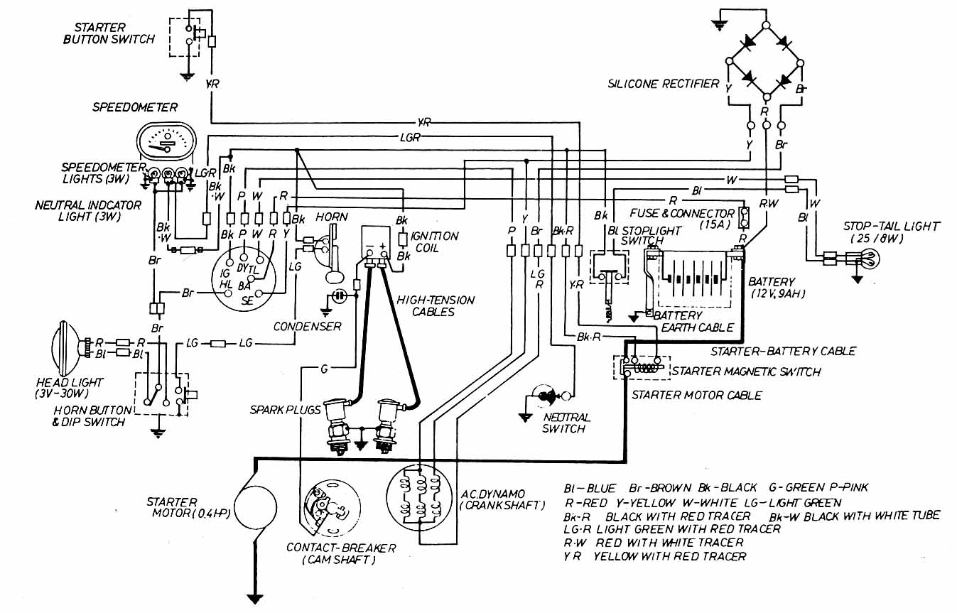 Deutz Alternator Wiring