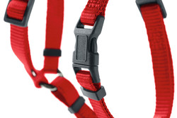 Hunter Vario Rapid - rood - sluiting