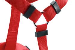 Hunter Vario Rapid - rood - borststuk
