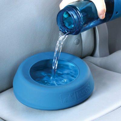 Kurgo Waterbak voor in de auto
