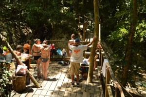 hot springs in Honduras