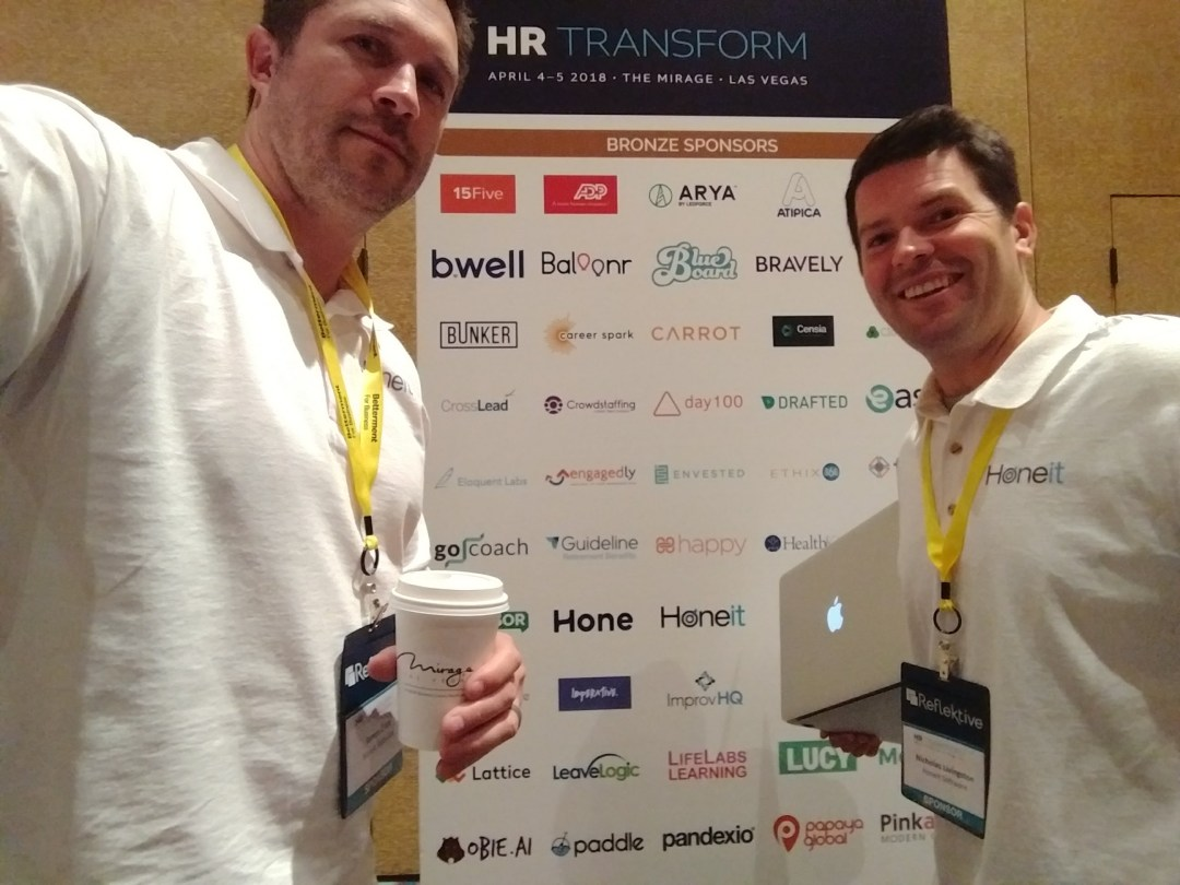 Nick and james hr transform honeit software