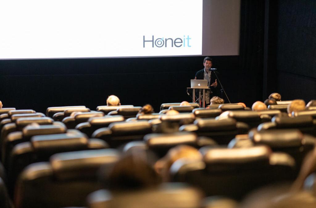 Honeit Wins 2nd Place in London