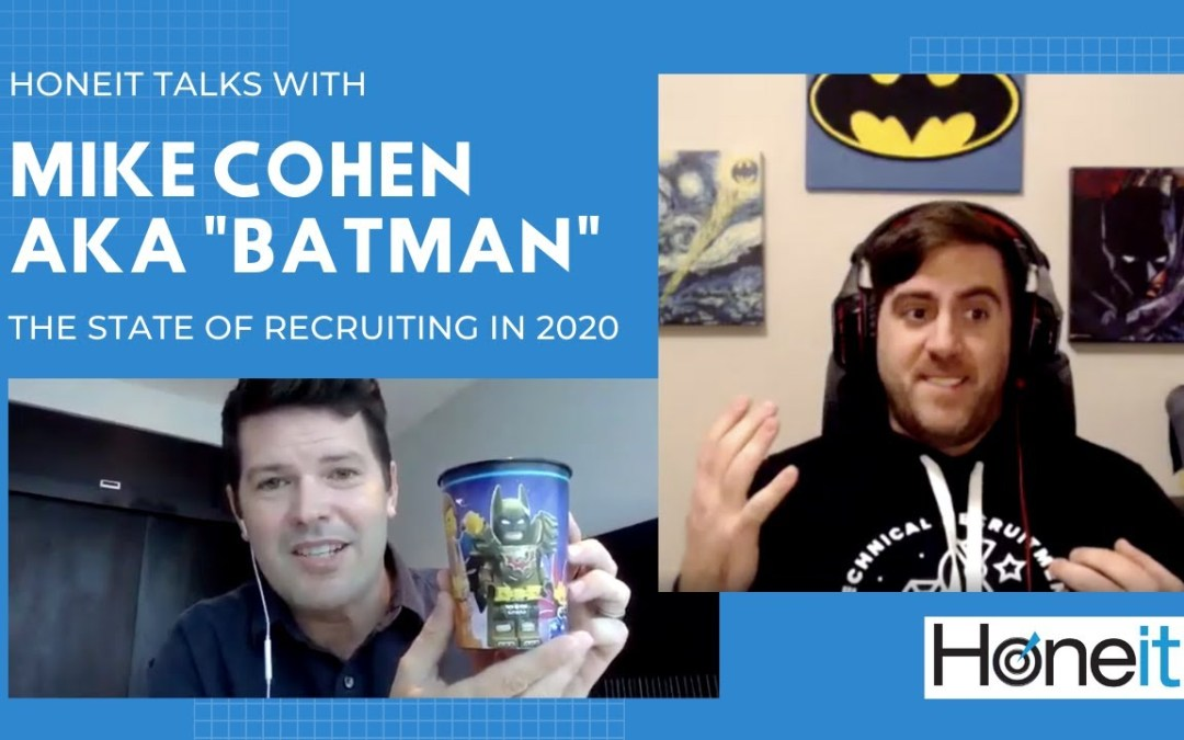 Honeit Talks with Mike Cohen