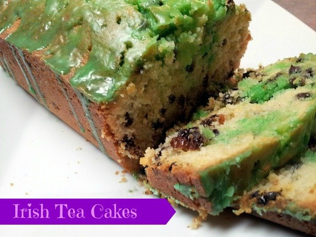 Irish Tea Cakes