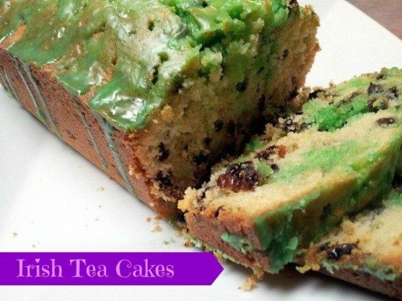 Irish tea cakes ready to eat