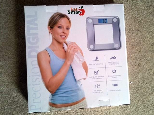 EatSmart Bathroom Scale