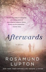 Paperback cover of Afterwards by Rosamund Lupton